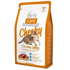 Brit Care Cat Cheeky Outdoor 400г