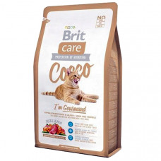 Brit Care Cat Cocco Gourmand 400г