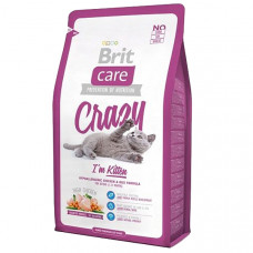 Brit Care Cat Crazy Kitten 2кг