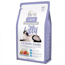 Brit Care Cat Lilly Sensitive Digestion 2кг