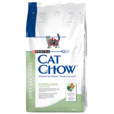 "Cat Chow ""Special Care"" 2кг"