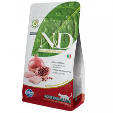 N&D Cat Chicken & Pomegranate Adult, 10кг
