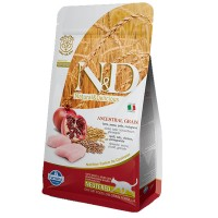 N&D Low Grain Cat Chicken & Pomegranate Neutered, 300г