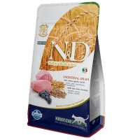 N&D Low Grain Cat Lamb & Blueberry Adult, 1,5кг
