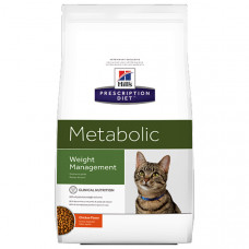Prescription Diet™ Metabolic Feline 4кг