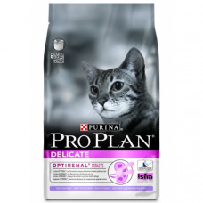 Pro Plan Adult Delicate Turkey & Rice.  1,5кг