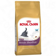 Royal Canin British Shorthair Kitten. Для британцев 2 кг