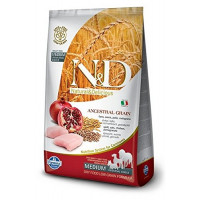 N&D Dog LG Chicken&Pomegranate Puppy Medium  0,8 kg
