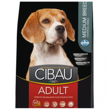 Cibau adult medium 2,5 кг