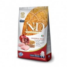 N&D Dog LG Chicken&Pomegranate Puppy Maxi  2,5kg