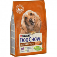 DOG CHOW Mature Adult с ягненком 14кг
