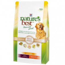 Nature's Best Naturally Gentle Canine Adult Large/Giant 12кг