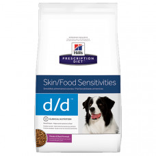 Prescription Diet™ Canine d/d™ Duck and Rice 5кг