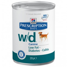 Prescription Diet™ Canine w/d 370г