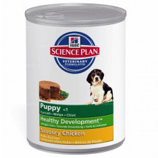 Science Plan™ Puppy Savoury Chicken 370г