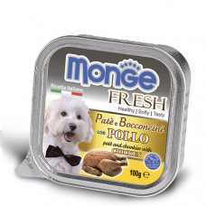 Monge Dog Fresh курица 100 г