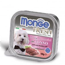 Monge Dog Fresh тунец 100 г