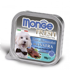 Monge Dog Fresh утка 100 г