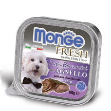 Monge Dog Fresh ягненок 100 г