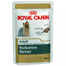 Royal Canin Yorkshire Terrier Adult. 85 г