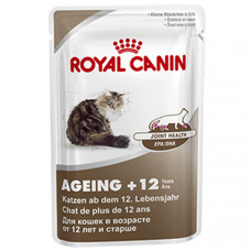 Royal Canin Ageing +12 в соусе. 85 гр