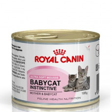 Royal Canin Babycat Instinctive. 195 г.